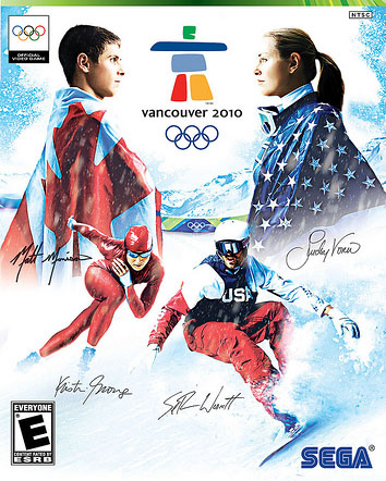 Vancouver 2010: The Official Video Game of the Olympic Winter Game