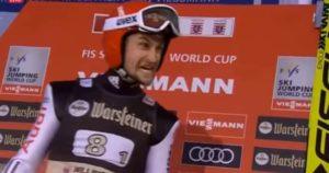Markus Eisenbichler po konkursie w Wiśle To było totalne gno