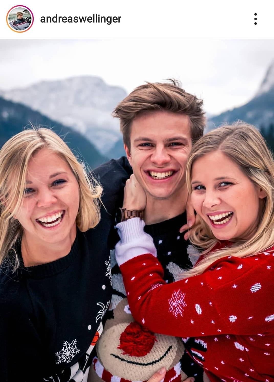 Boże Narodzenie u skoczków narciarskich - Andreas Wellinger