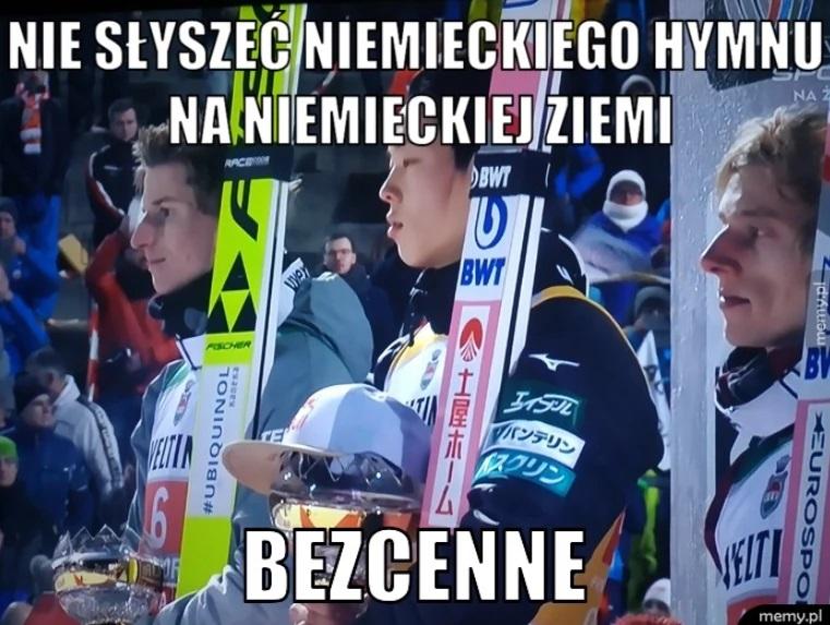 Memy o Turnieju Czterech Skoczni - Oberstdorf