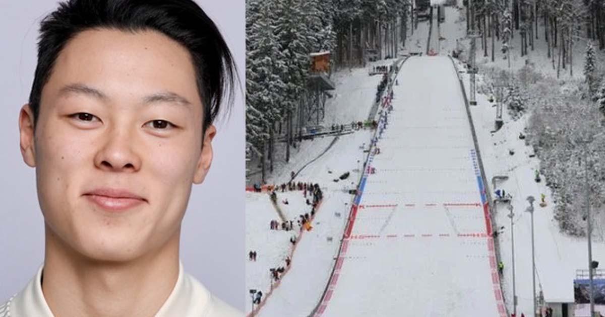 Puchar Świata w Engelbergu - Ryoyu Kobayashi w składzie Japonii
