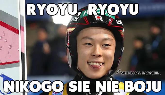 Ryoyu, Ryoyu, nikogo się nie boju