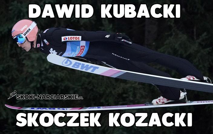 Dawid Kubacki skoczek kozacki