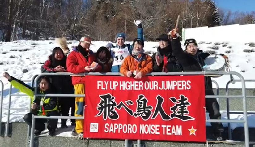 Japońscy kibice świętowali wygraną Murańki