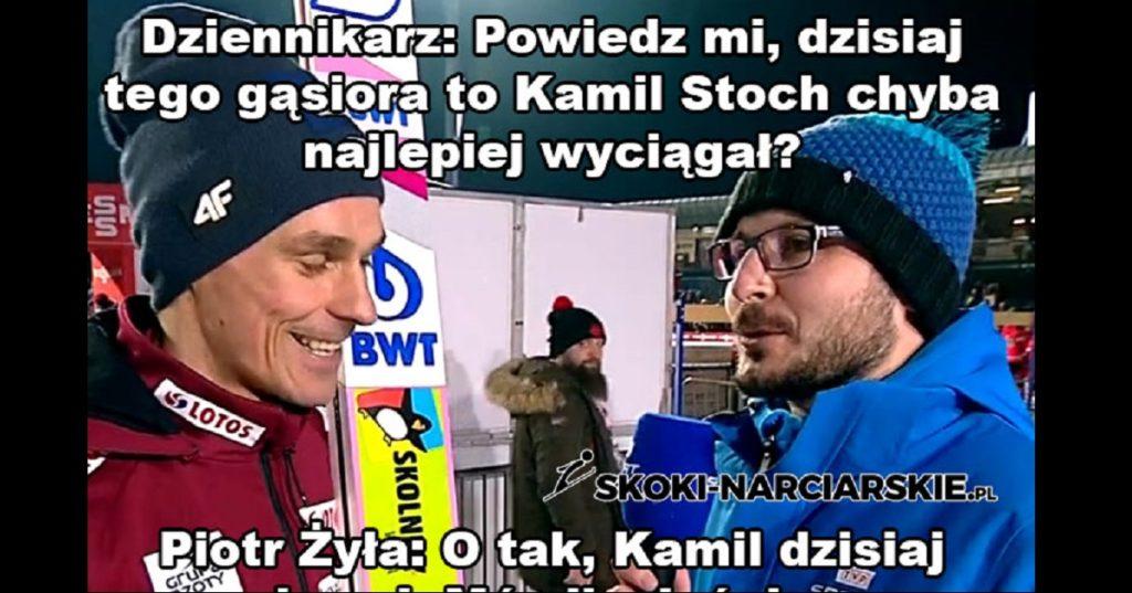 Memy po konkursie w Zakopanem