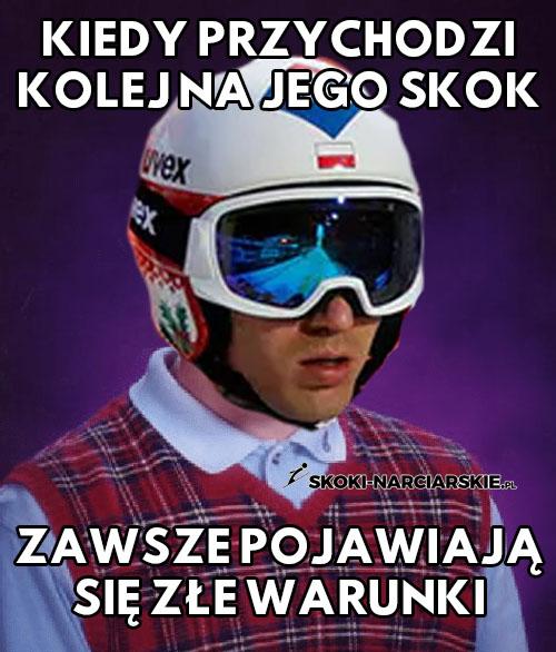 Pechowiec Kamil