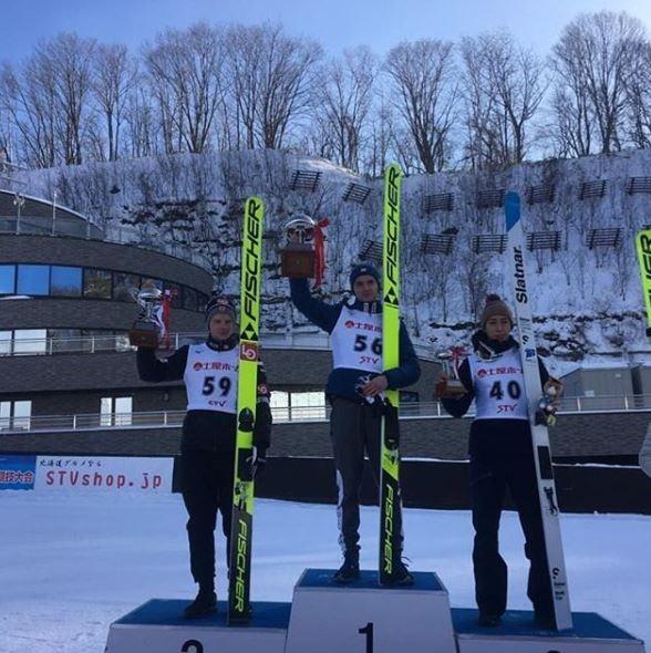 Zwycięstwo Klemensa Murańki w Sapporo!
