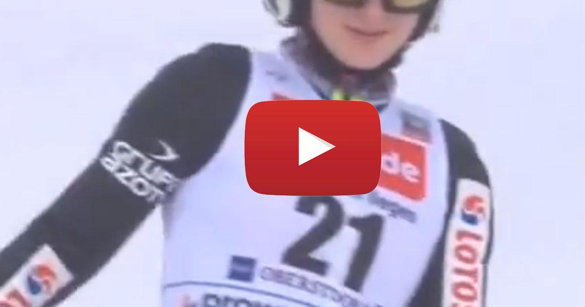 Fantastyczny skok Kingi Rajdy w konkursie PŚ Pań Oberstdorfie!