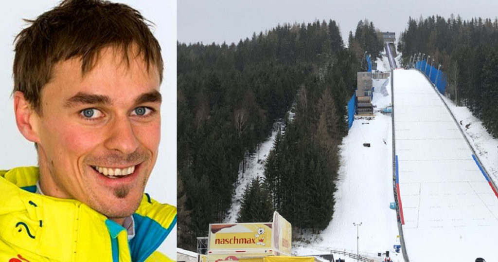 Piotr Żyła wygrywa w Bad Mitterndorf!