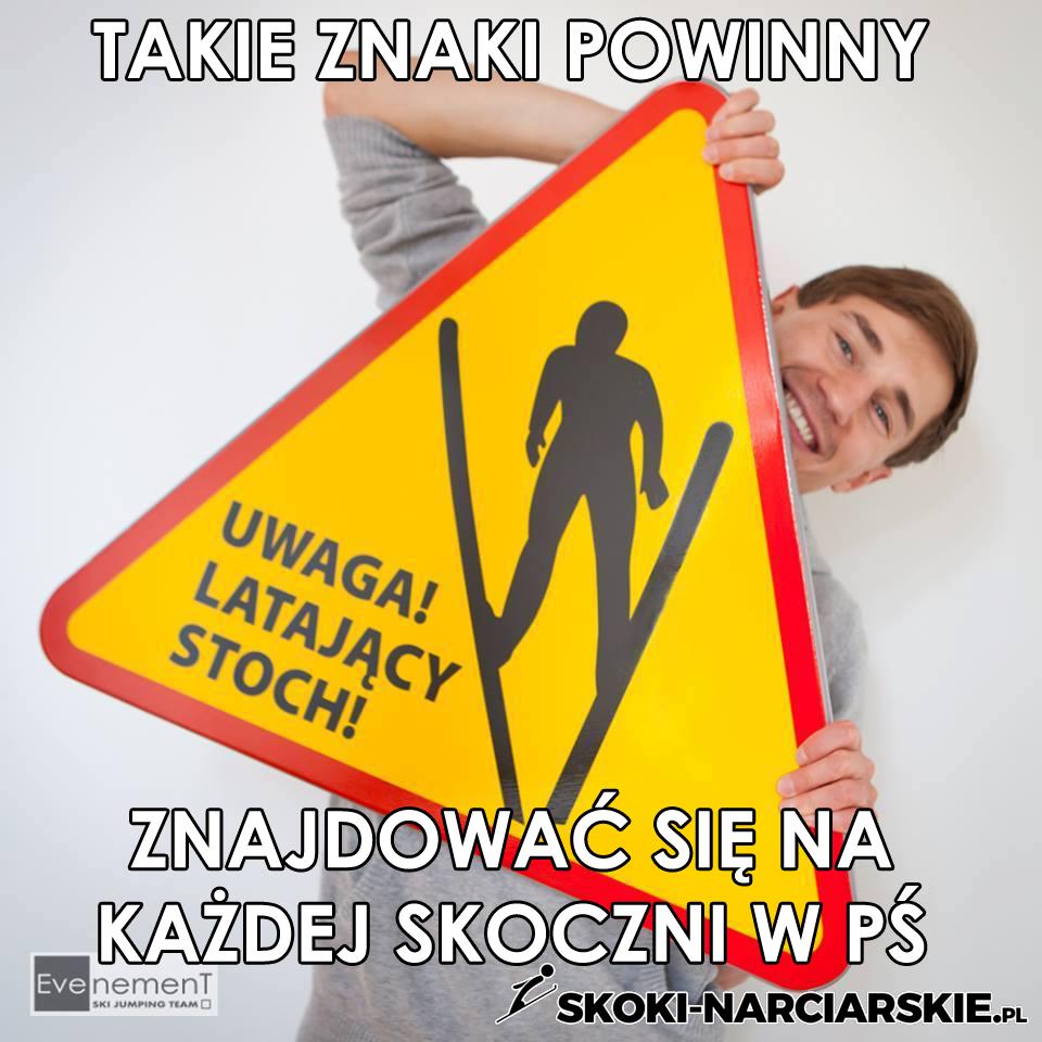 Memy i śmieszne teksty po konkursach w Titisee-Neustadt