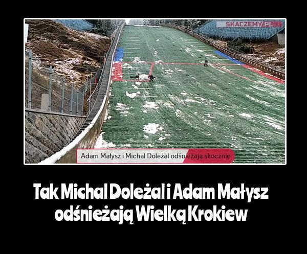 Memy o Michale Doleżalu
